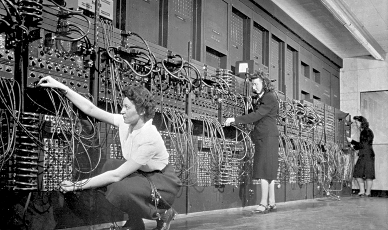 ENIAC programming team
