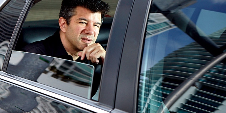 Ex-Uber CEO Travis Kalanick